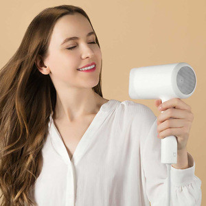 Original Xiaomi Mijia Water Ion Hair Dryer Professional Home Electric Hair Dry High Power Mute Mi Blow Dryer For Travel