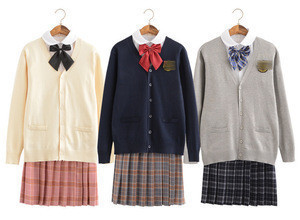 Primary Junior High School Uniforms Custom Sets For Students Custom school uniforms colours