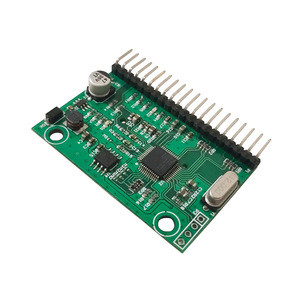 Professional TDB385 Industrial Serial MP3 Module SD Card Sound Voice MCU-Control Embedded MP3 Module