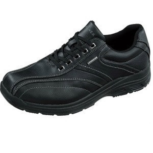 """GAINER"" high quality stretchable synthetic leather men's casual shoes"