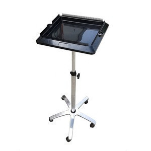 T0182 Hot sale Fashionable salon equipment hair extension coloring trolley