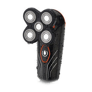 Waterproof Five heads luxury  electric shaver with led light
