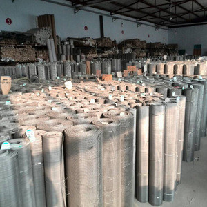 Wholesale Price 304 Stainless Steel Welded Filter Wire Mesh