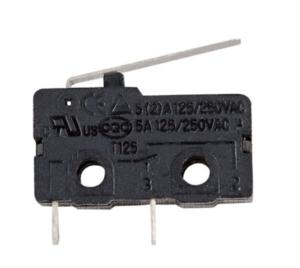 Zhongshan supplier wholesale latching micro switch