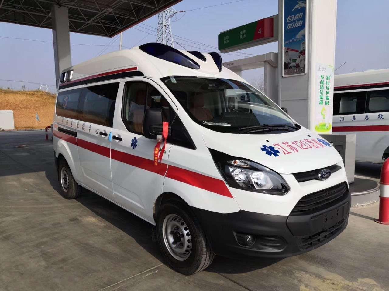 Ford V348 high roof ambulance car price