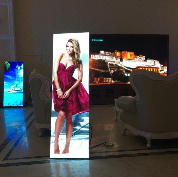 p2.5 HD Indoor LED Digital Posters