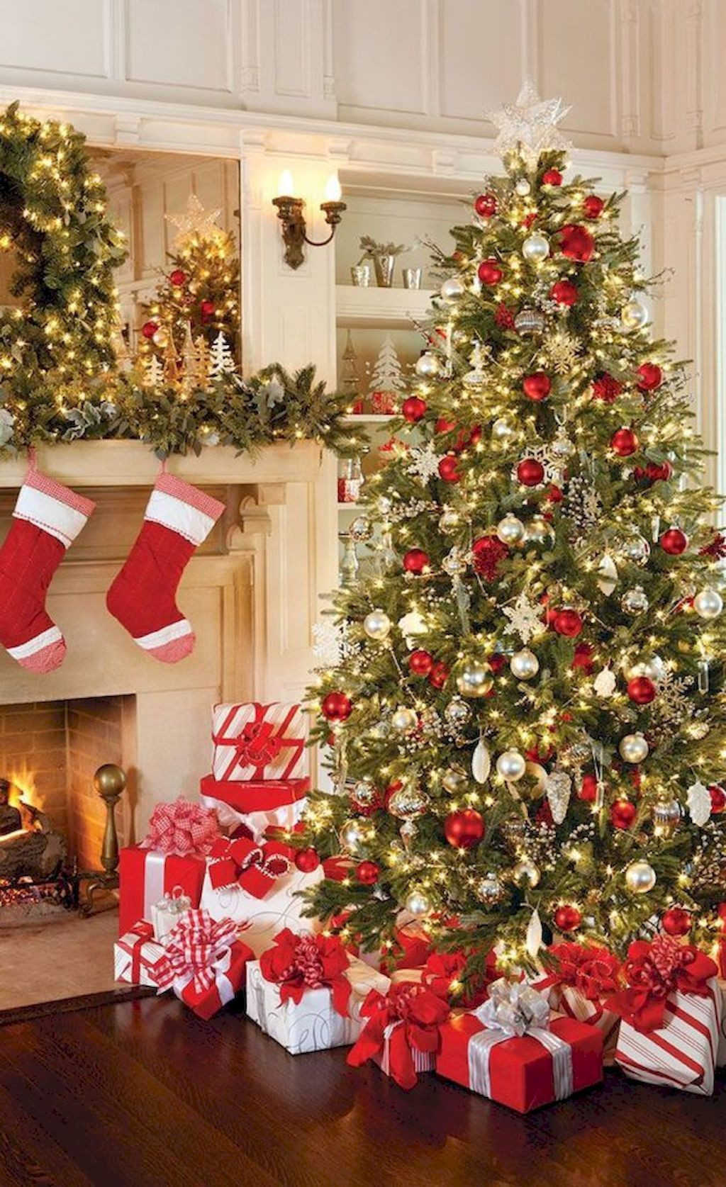 Christmas Trees and Decors