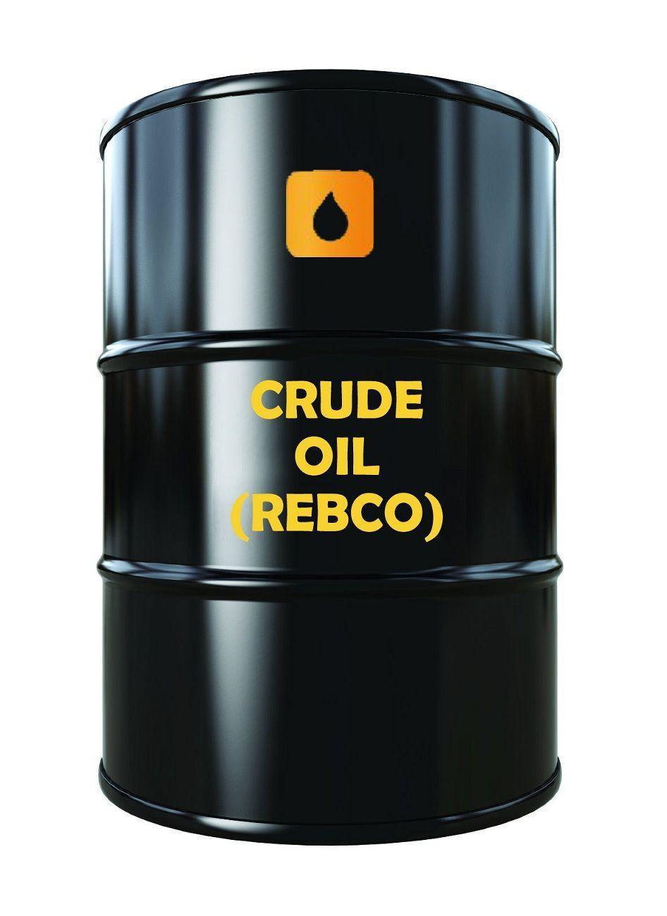 Russian crude oil (REBCO)