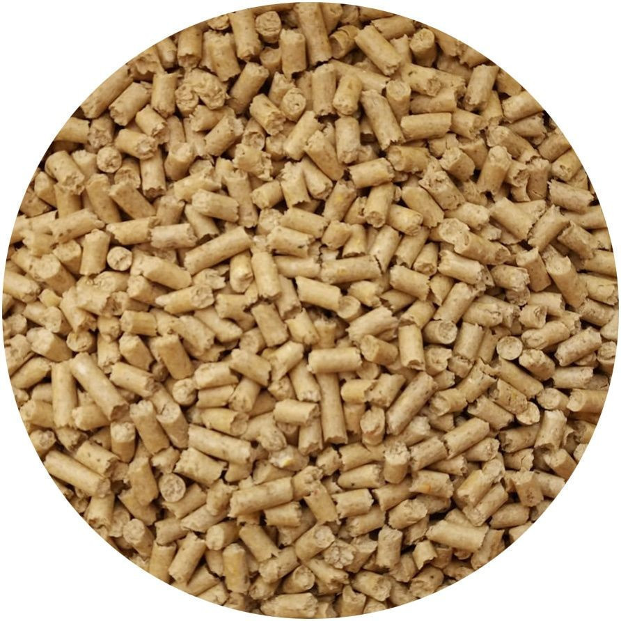 Pea Bran Granulated, Animal Feed Pellets