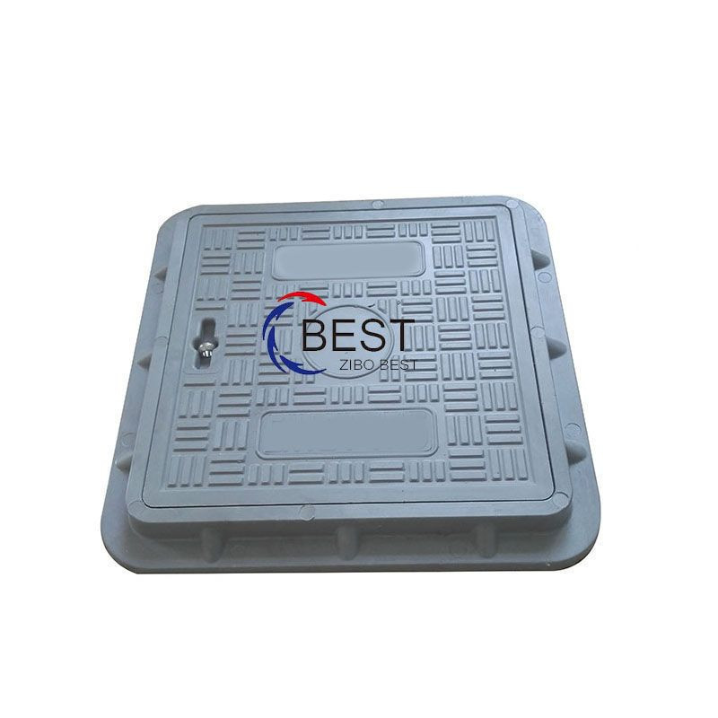 SMC 300x300mm A15 Load Grade Manhole Cover With Corrosion Resistance