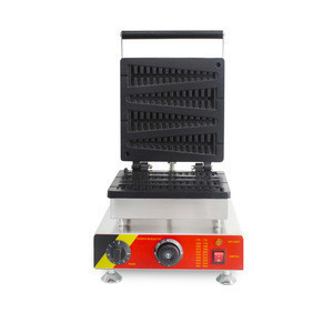 2014 new Stainless steel electric restaurant waffle irons