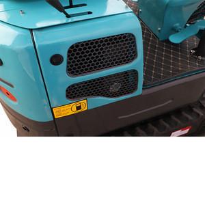 2020  CE 1.0 ton Crawler Sale Cheap Mini Towable Excavator Backhoe