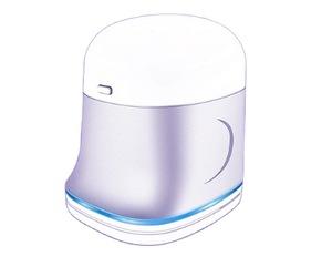 2020 Newest Handheld DIY Mini Label Printer Mobile Portable Bluetooth plastics bags 3D Laser Printer