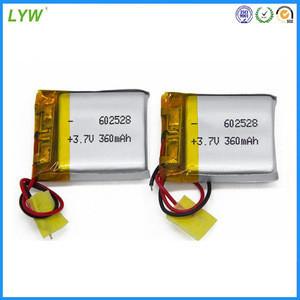 7.4V 11.1V 14.8V, 22.2V, 18.5V 800MA 1000MA 2200MA, 2600MA High Rate Discharger LIPol Battery for MP3/MP4/MP5, digital camera,