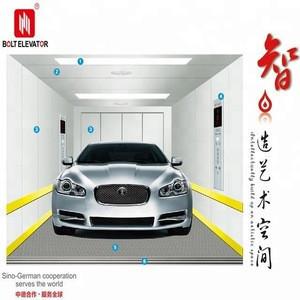 BOLT Brand steel paint Car Elevator/ Automobile Lift(5000kg) exporter