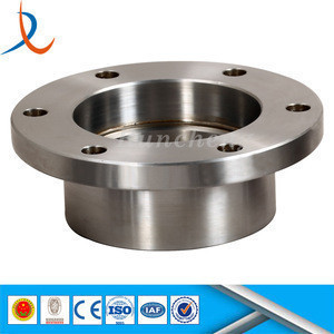 China products CNC machining stainless steel flange / pad flange standard