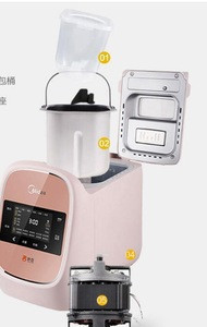 Electric  oven toaster small bread maker with LED display wifi control  cake maker  WD-529