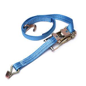 Endless winder stainless steel lock ratchet tie down strap