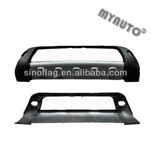 Front and rear bumper used for toyota rav4 parts