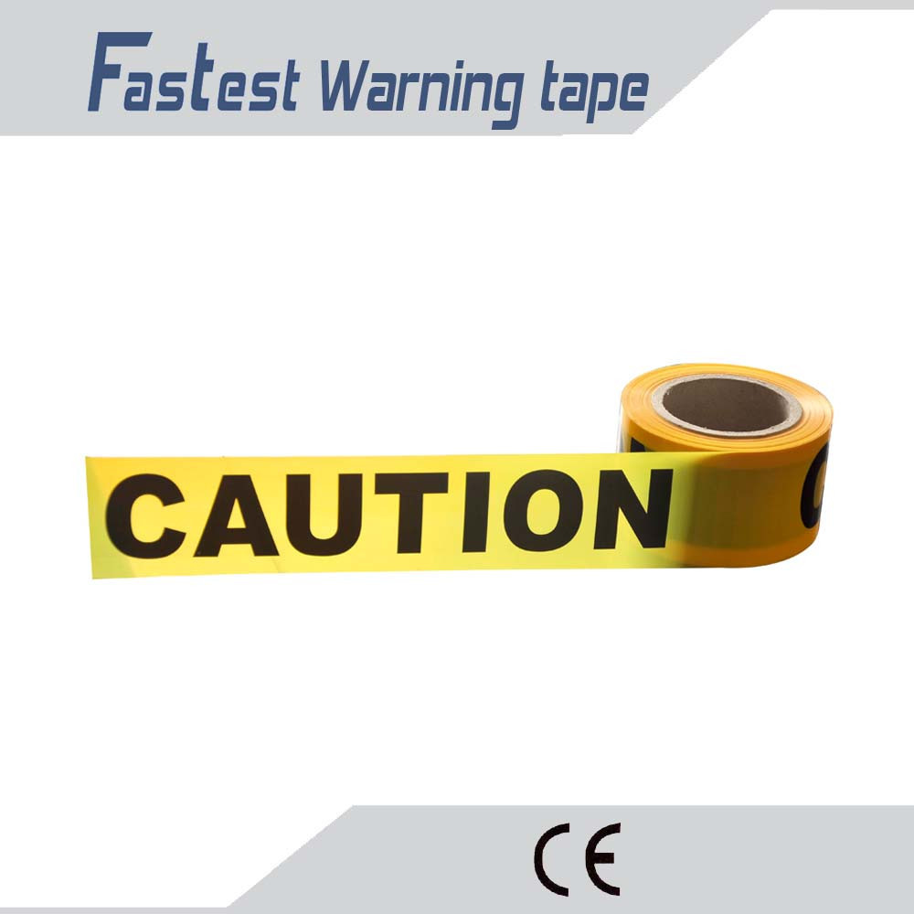 FT4213 Low price Traffic Reflective Barrier PE Warning Tape