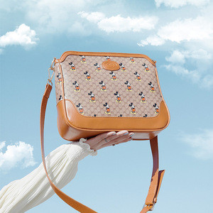 High-quality bag 2020 more style print shoulder diagonal handbag