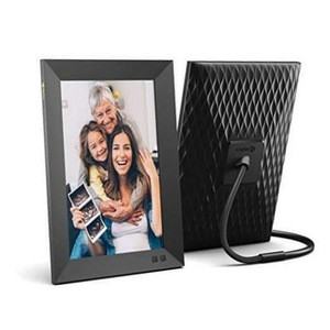 New Nixplay Smart Digital Picture Frame 10.1 Inch Share Moments Instantly via E-Mai