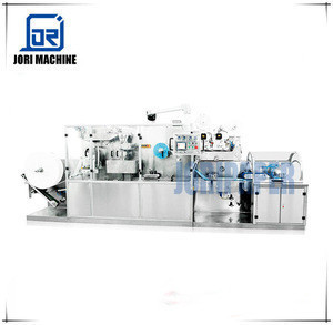 Pocket Wet Wipes Baby Wipes Cleaning Wipes Making Machine Supplier