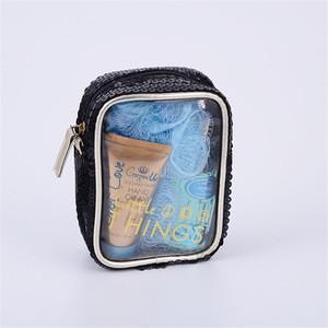 Private label travel personal skin care high grade wholesale bath set