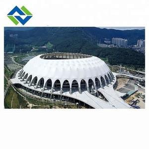 PTFE Architectural Membrane, fireproof, Flame retardant