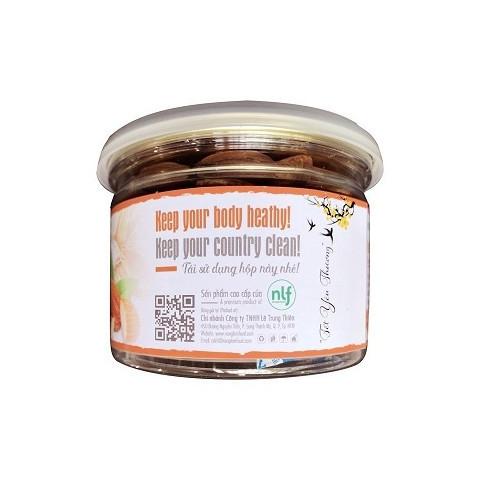 Roasted Almonds Made In Viet Nam 100 gram