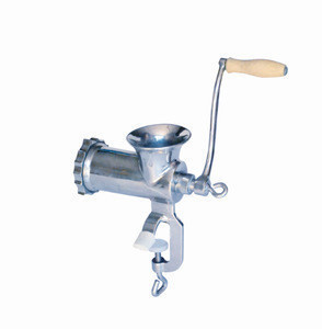 Stainless Steel Manual Meat Grinder for wholesale