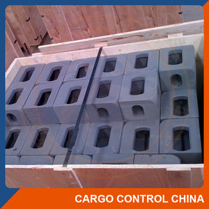 Steel Ocean Container Corner Castings