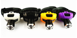 Super Bight Headlamp Lightweight &Comfortable Suitable for Camping, fishing, Jogging and Emergencies Camping Headlamp