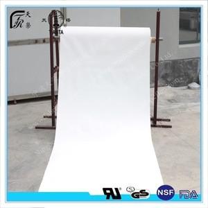 Teflon construction membrane