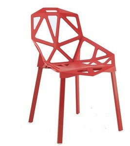 Wholesale modern cheap white stacking chairs and tables restaurant