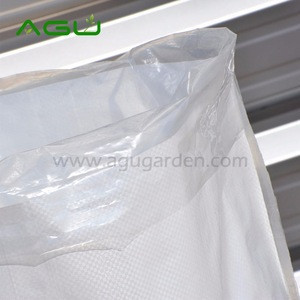 Woven recycled polypropylene feed bags