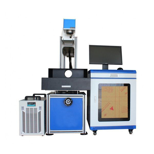 CO2 GLASS TUBE LASER MARKING MACHINE