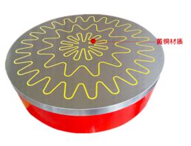 Circle Electro Magnetic Chucks