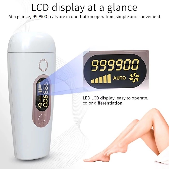 Hot 2020 IPL Photon Beauty Technology Machine Laser IPL Hair Remover for Home