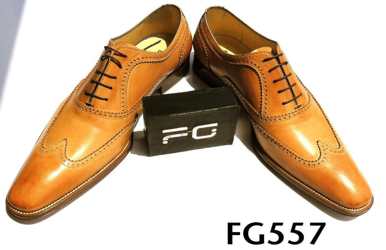FG Leather shoes