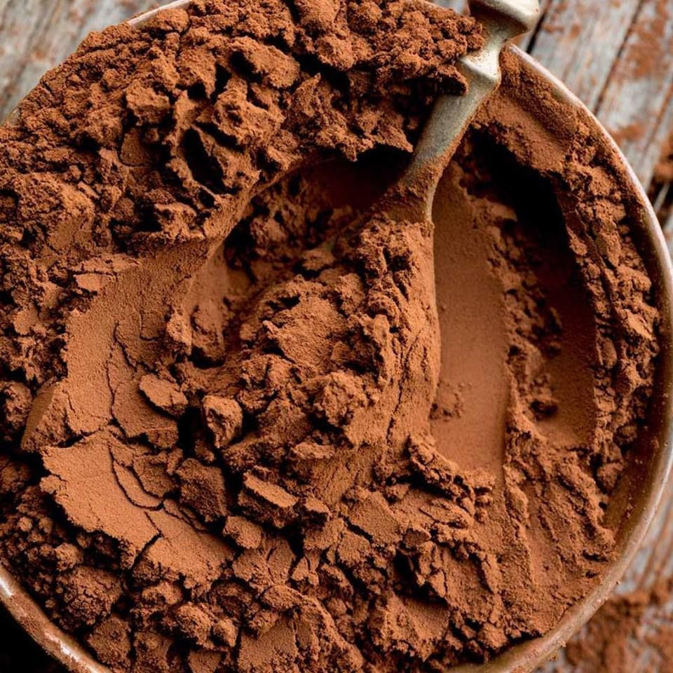 Natural and Alkalized Chocolate Cocoa Powder Peru Natural 4-9%