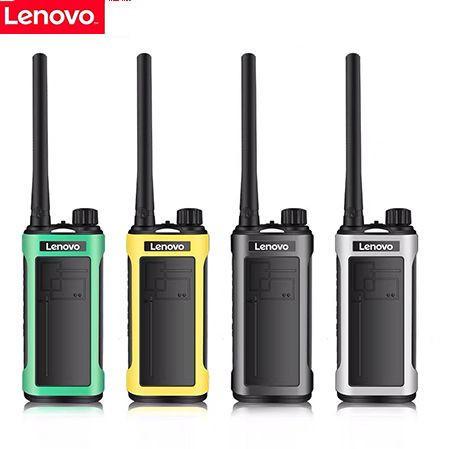 Lenovo New UHF Long Range Walkie Talklie N8