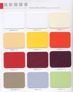 0.9mm Colorful acrylic/abs plastic sheets