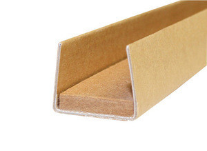2017 New brown paper corner protector with best quality and low price