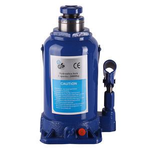 2018 industrial high quality hydraulic screw bottle jack 5 ton hydraulic jacks
