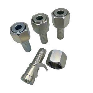 24211 ORFS female swivel brass garden hose fittings pipe fittings connector