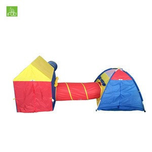 3 Different Tent Build Up In One children Toys play kids house tent