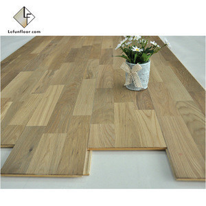 3 ply 3 strips engineered foshan wood flooring