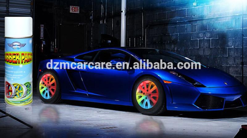450ml rubber spray paint