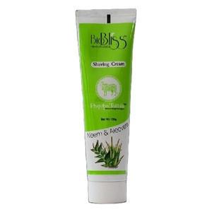 Aloe vera shaving cream for men cream with no side effect  suitable for sensitive skin